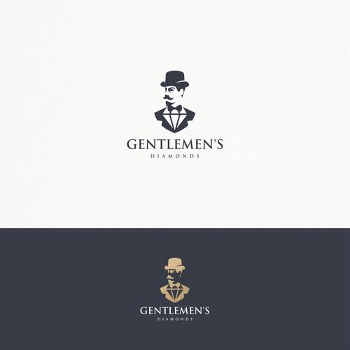 Smart logo for Gentleman's Diamonds