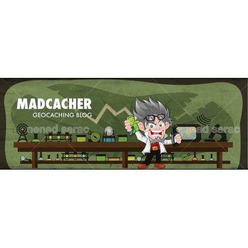 Madcacher.com needs a new social media page