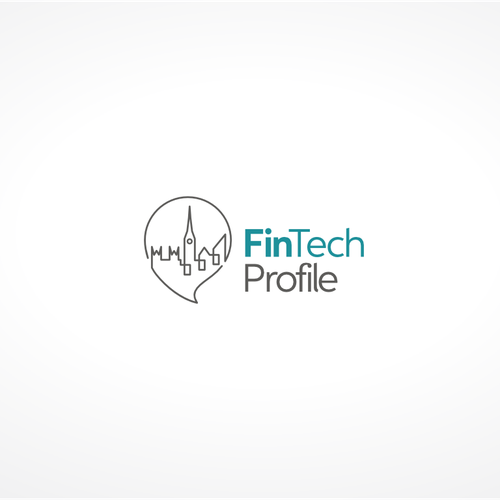 Create a logo for our new fintech publication