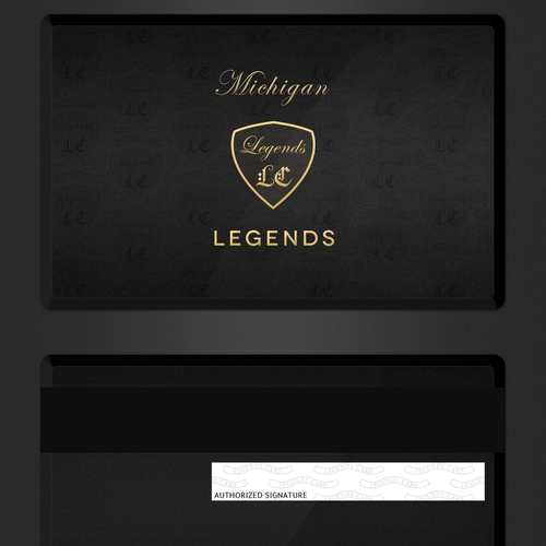Legends Card needs a new design