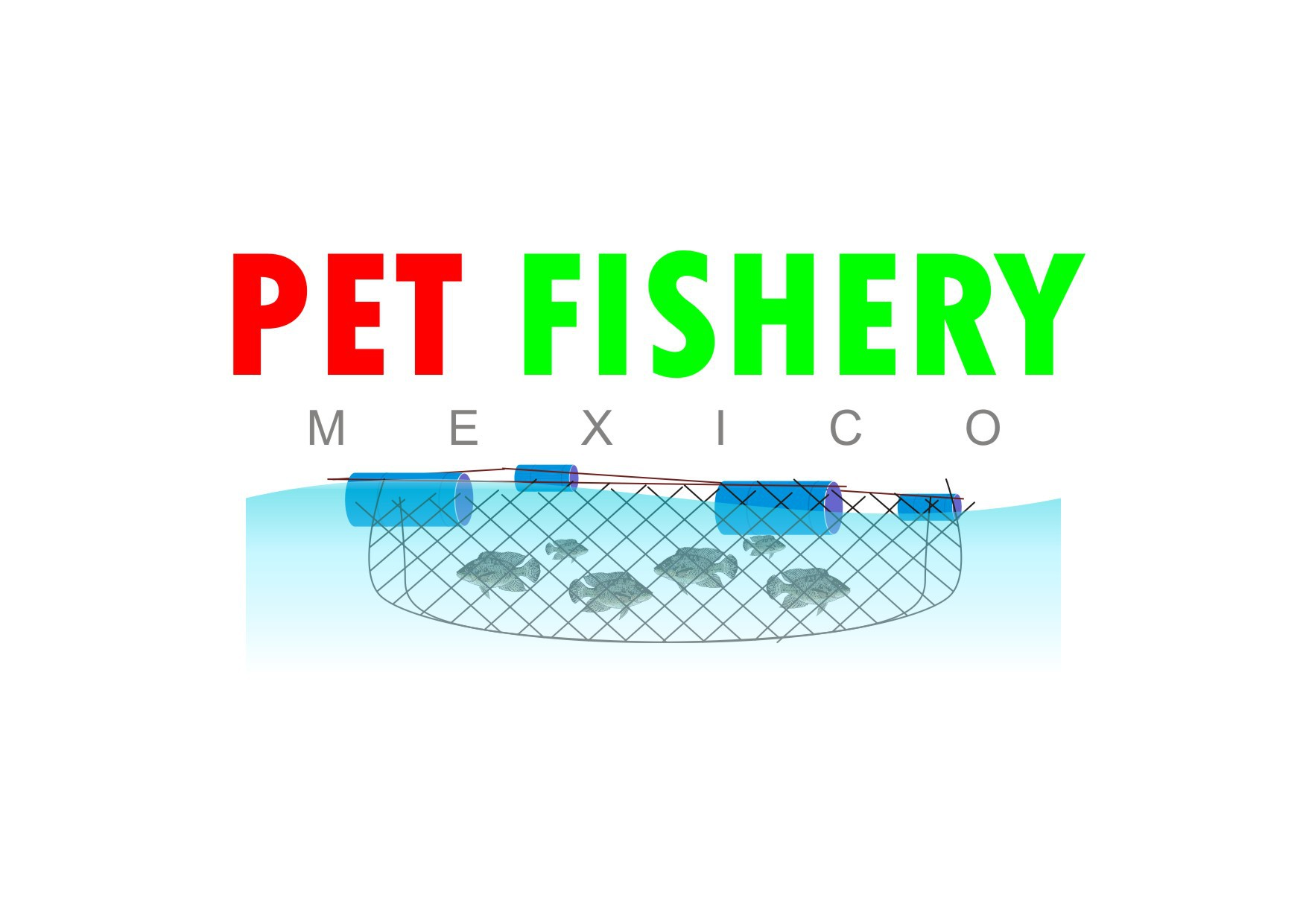 t-shirt design for PET FISHERY