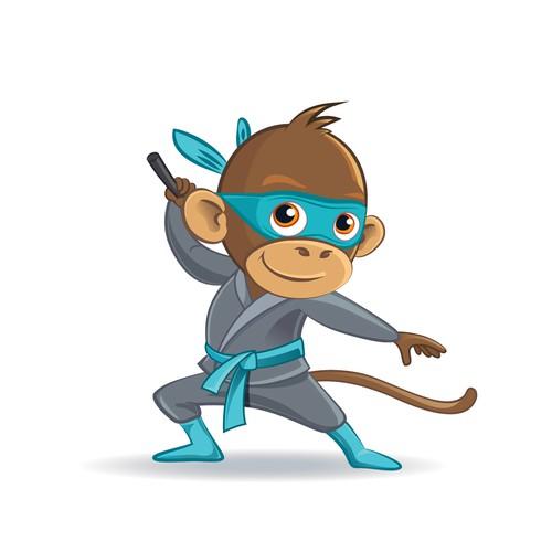 Ninja -Mascot