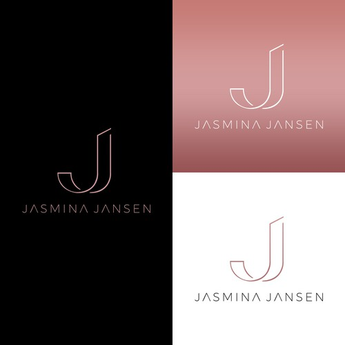 Elegant Logo For Business Lady