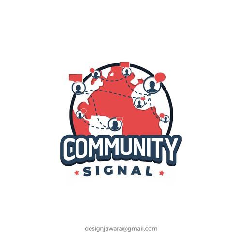 Community Signal Logo