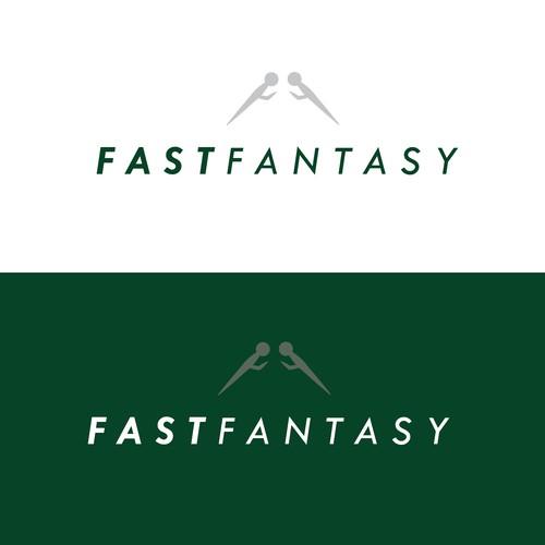 Fast Fantasy Logo Design