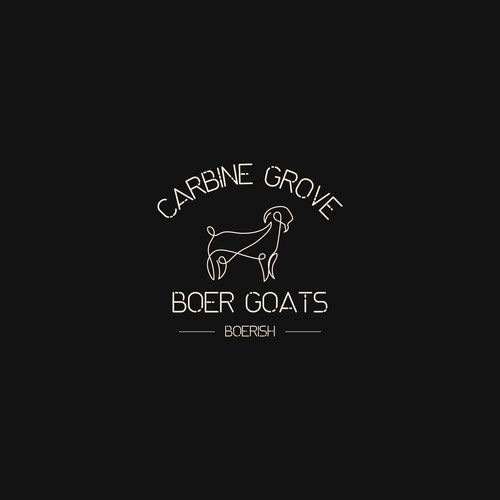 Logo for Australian goat meat producers