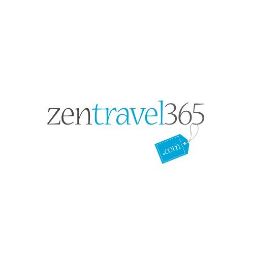 Logo concept for Zen Travel 365