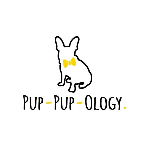 Pup-Pup-Ology Logo
