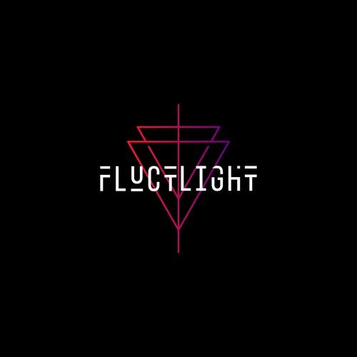 Logo Design for amazing DJ, Fluctlight