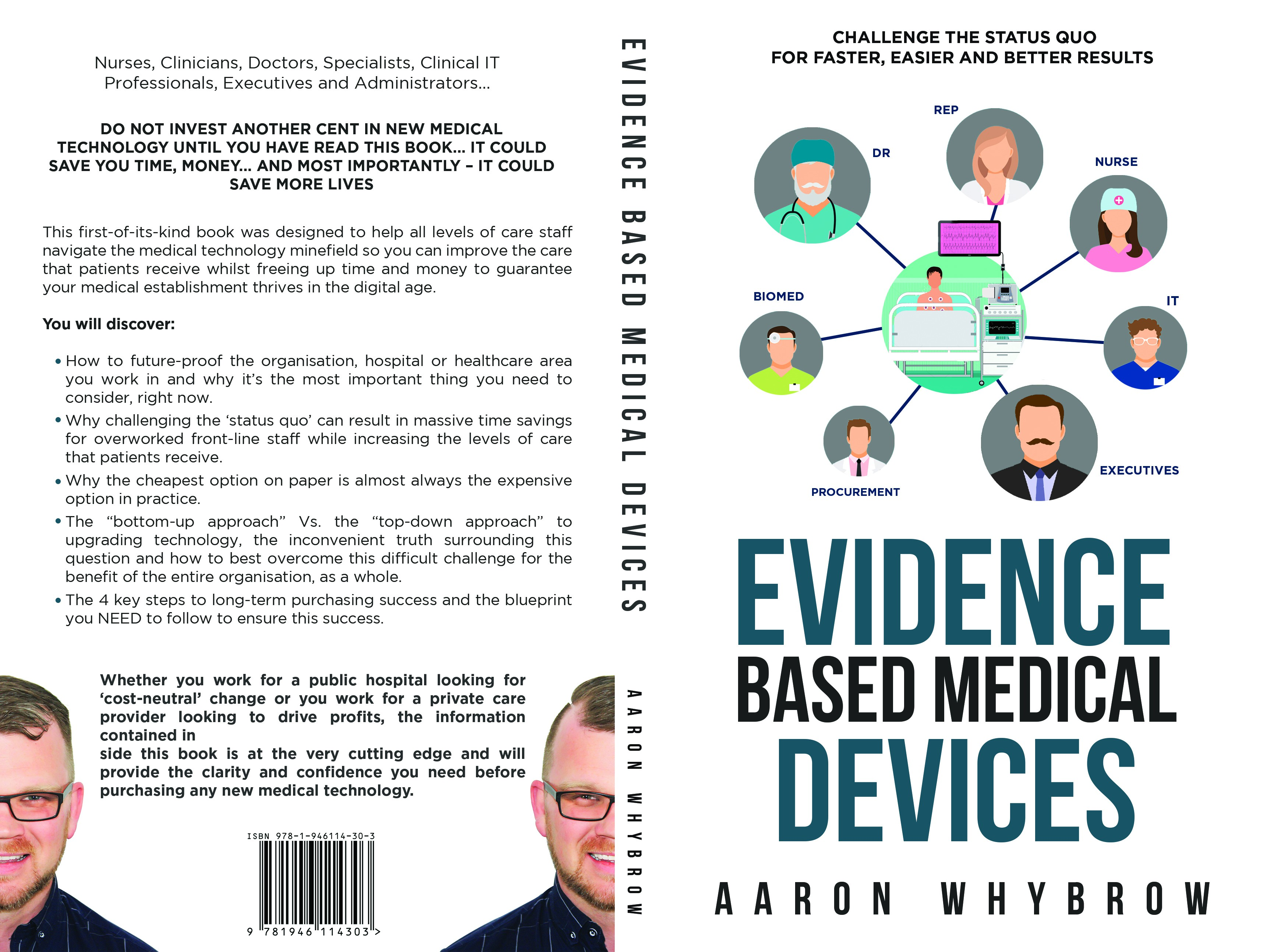 BOOK COVER: Evidence Based Medical Devices