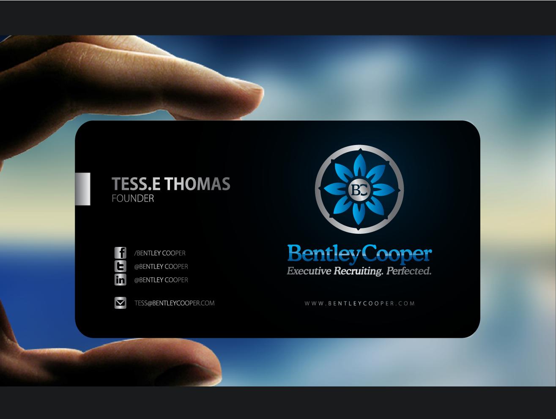 Bentley Cooper needs a new logo