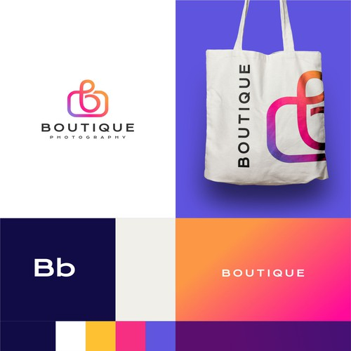 BOUTIQUE logo design