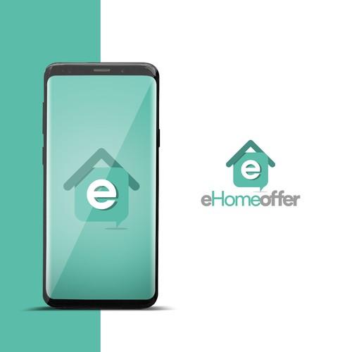 eHomeoffer Logo Design