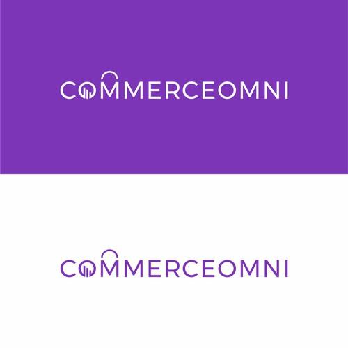 Commerceomni Logo Design