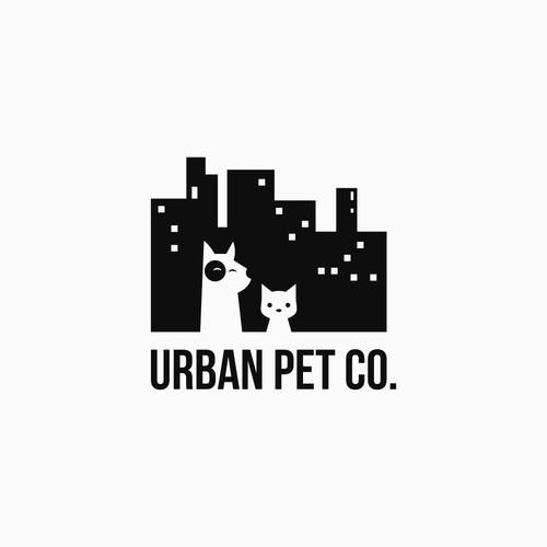 Urban Pets Co. Logo