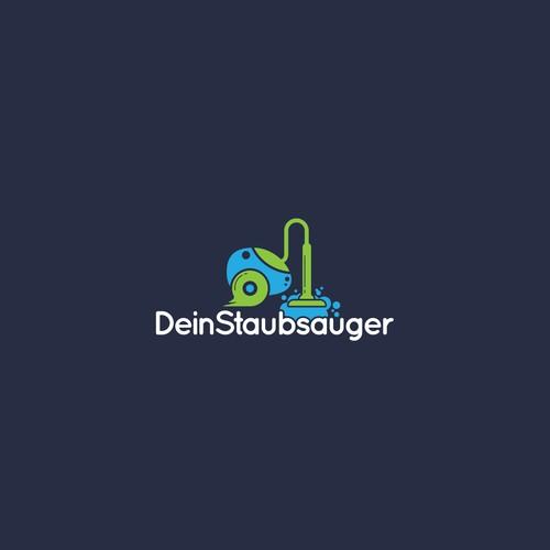 Logo for  vaccum cleaner