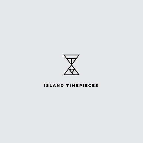 Design concept for Island Timepieces