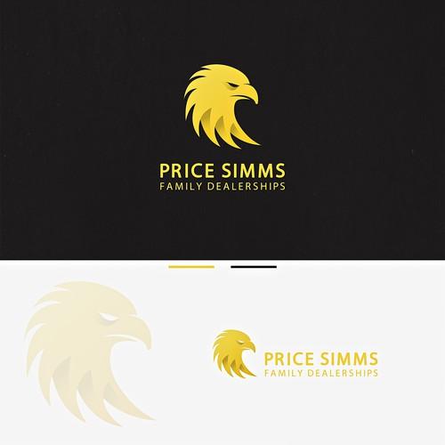 Logo concept for Price Simms