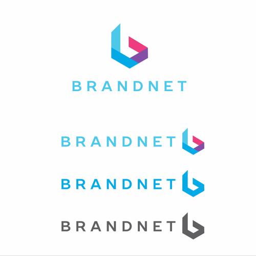 Logo design for Brandnet
