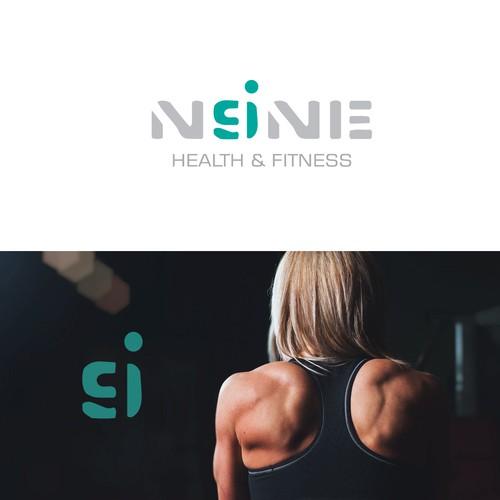 Logo for a Fitness Company