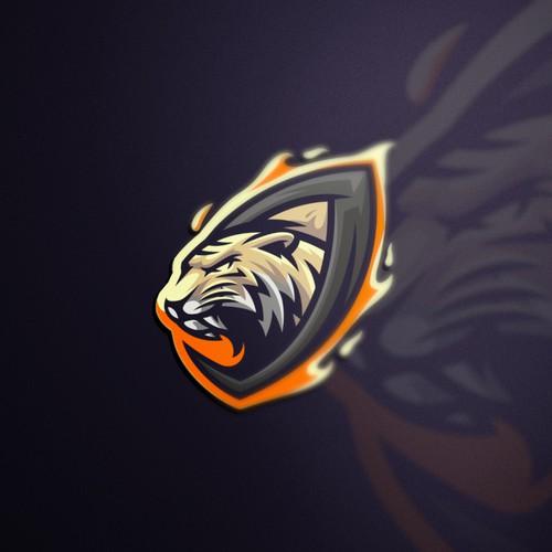 Tiger Logo E-sport