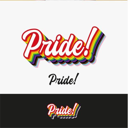 Logo for Pride