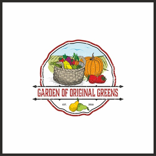 Garden Of Original Greens