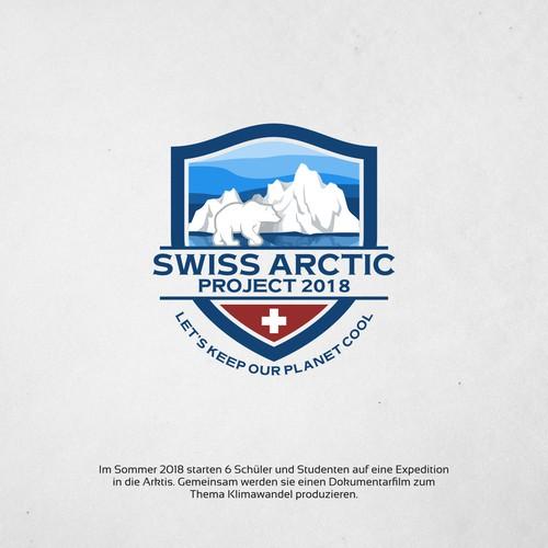 Arktis-Schülerexpedition braucht ein starkes Logo