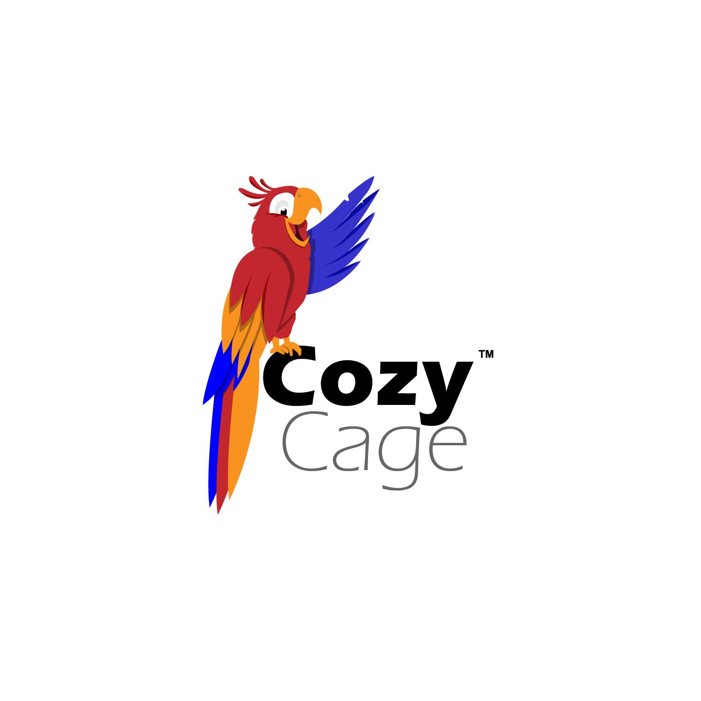 Create A Playful Bird Cage Logo