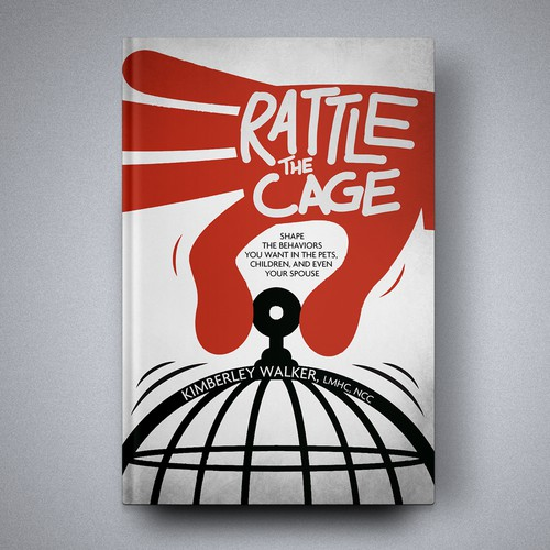 Book cover for Rattle the Cage