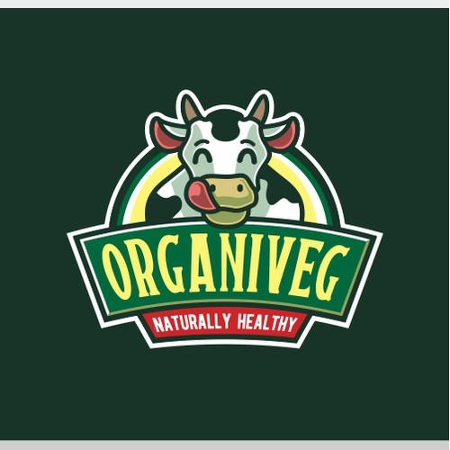 Microgreens Farm Logo