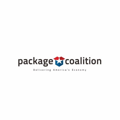 Package Box Logo