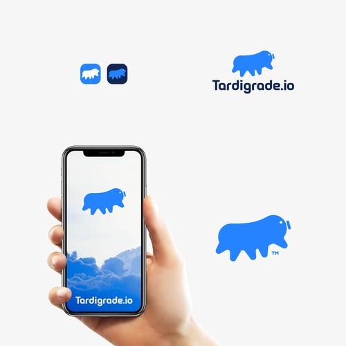 Logo concept for Tardigrade.