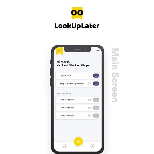 Fun and user friendly app design