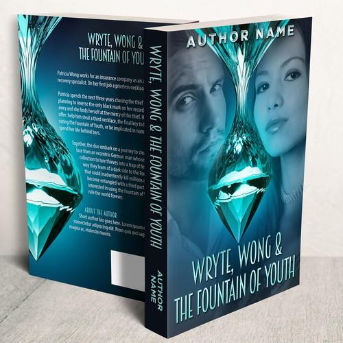 Book Cover: Mystery Thriller Novel