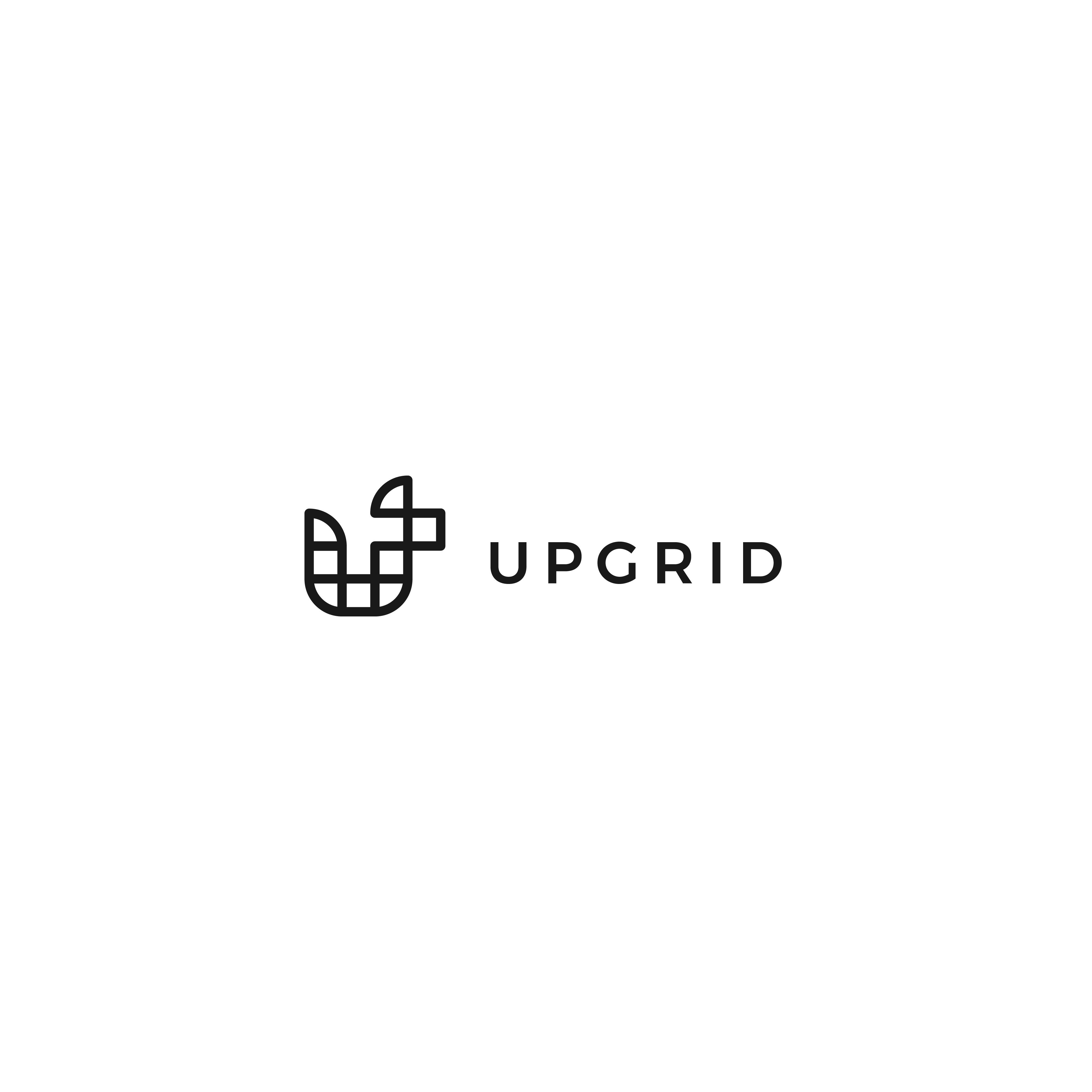 Creative logo for innovative webapp