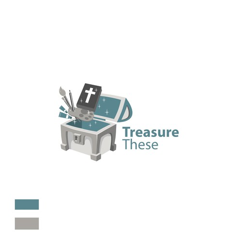 the discovery of a treasure