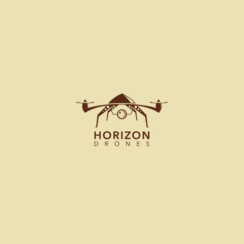 logo for Horizon Drones