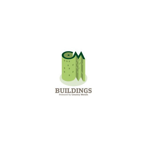 Create logo for a building materials supplier
