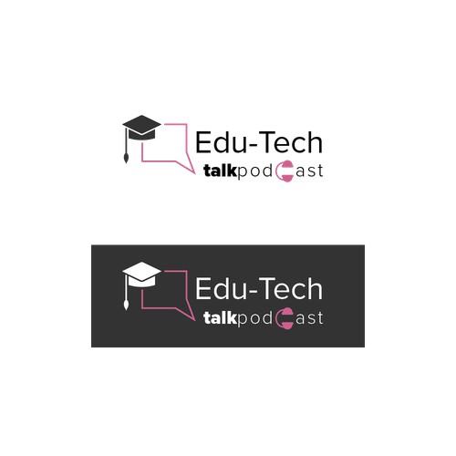 Class, clean take on Edu-Tech Talk Podcast logo