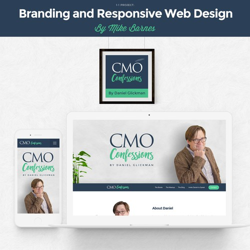 Author Branding and Web Design