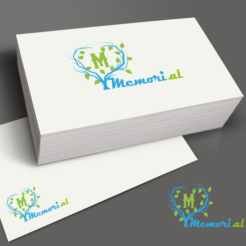 Help Memori.al with a new logo