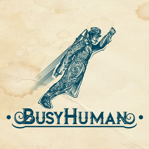 Busy Human