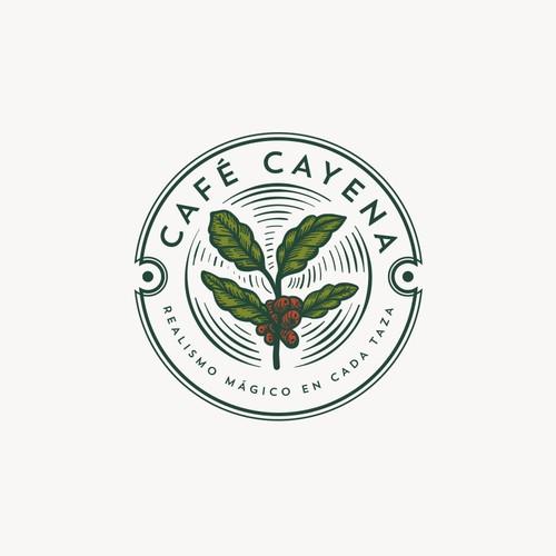 Cafe Cayena Logo