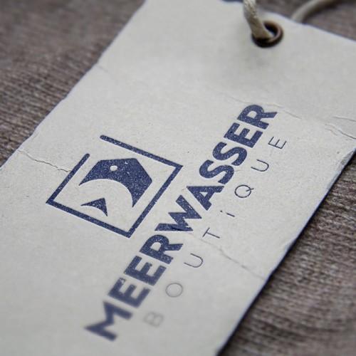 Logo MeerWasser Boutique