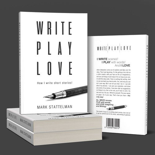 write, play, love
