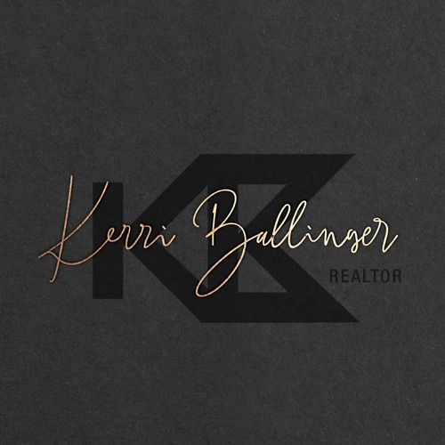 Elegant logo for Realtor