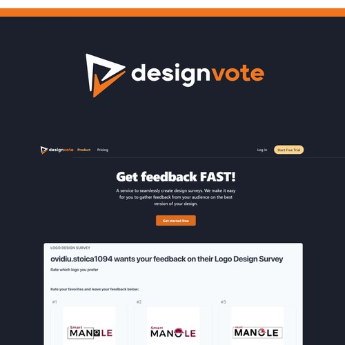 Designvote