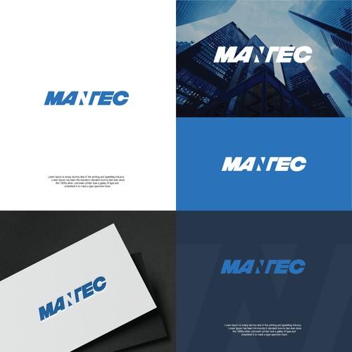 Logo for MANTEC company