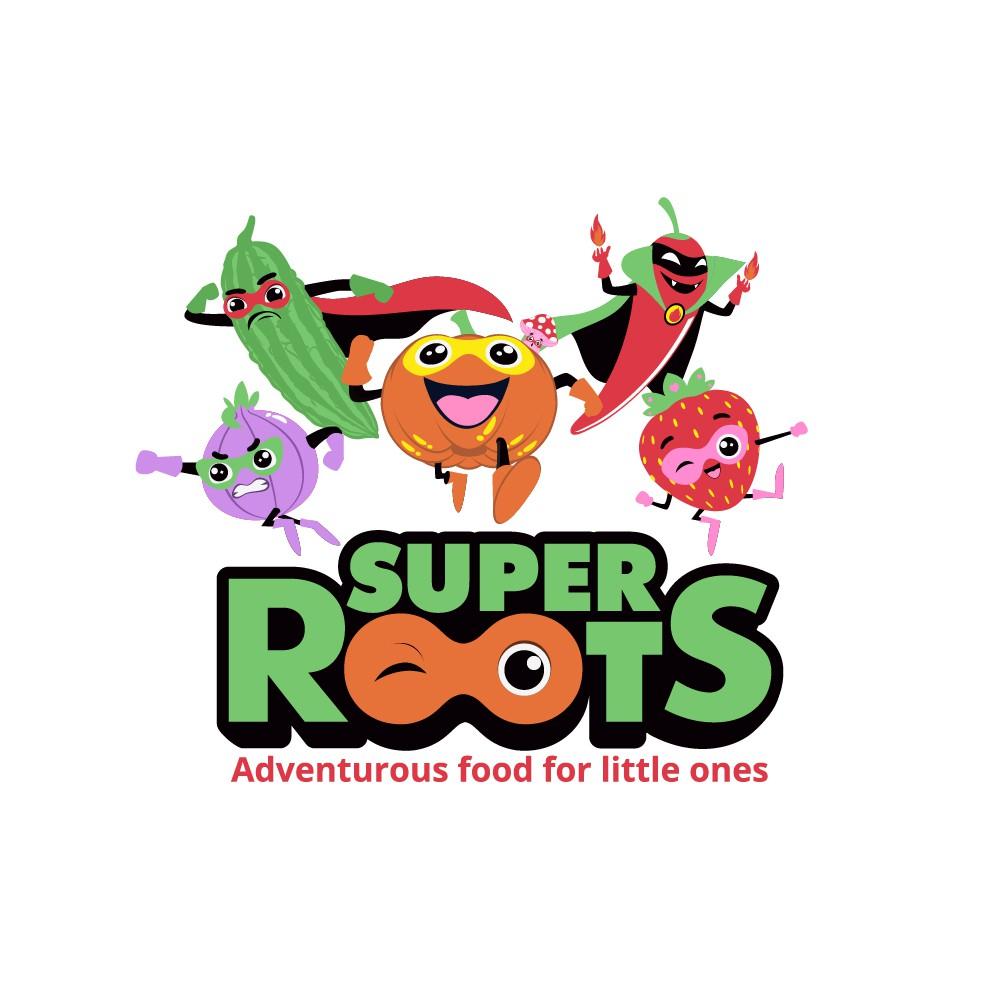 Super Roots - Adventurous food for little ones